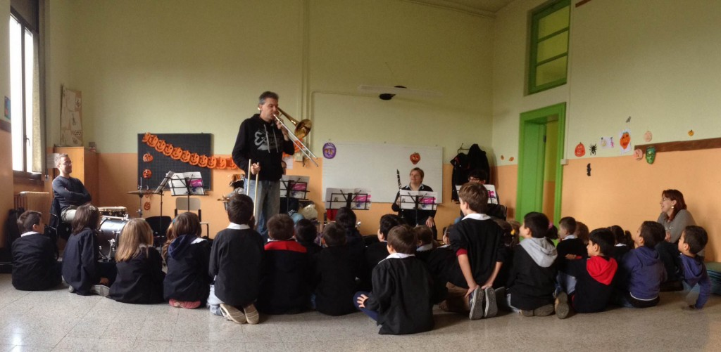 La banda in classe 2013