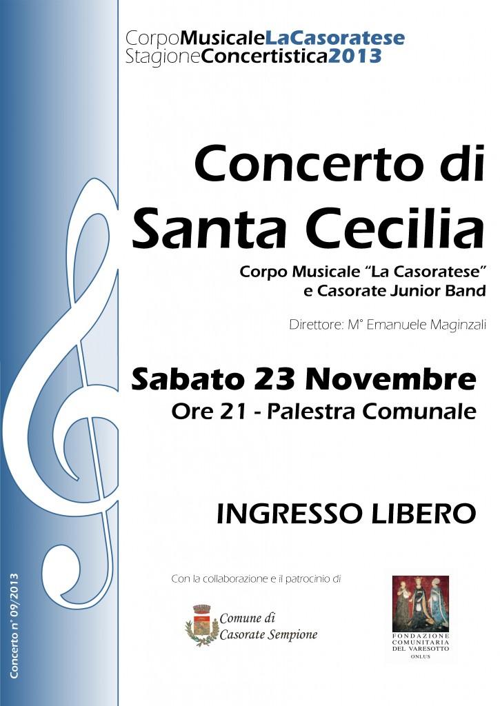 20131123 - Manifesto Concerto Santa Cecilia (1)_Pagina_1